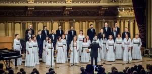 Un concert de Crăciun românesc, pentru milioane de europeni