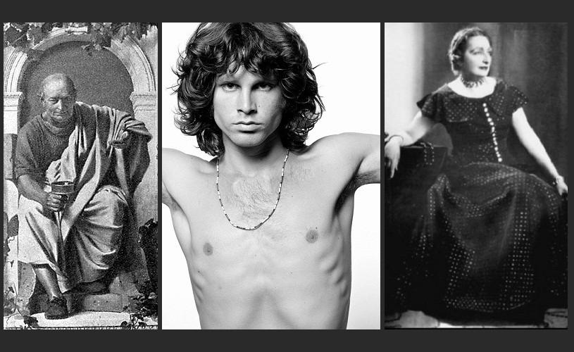 Horatiu, Jim Morrison & Hortensia Papadat-Bengescu – Ştiaţi că…?