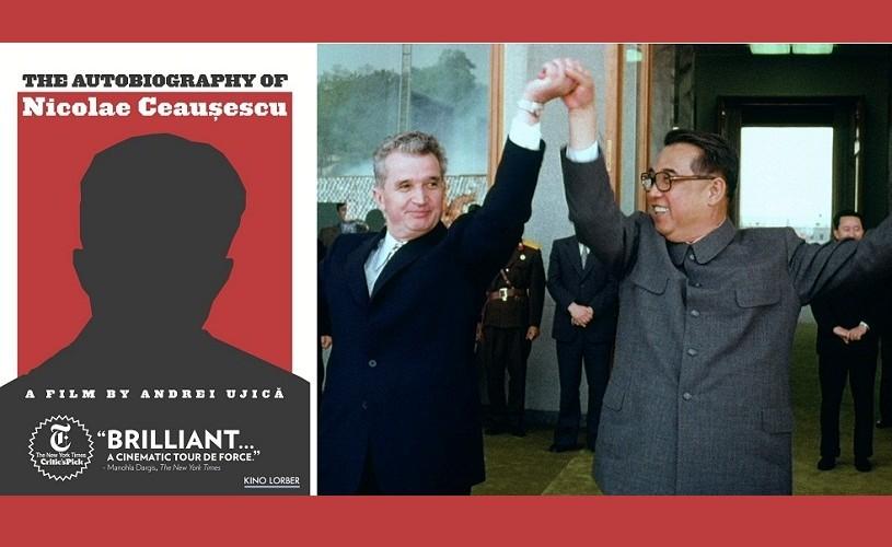 Autobiografia lui Nicolae Ceaușescu, acum pe DVD