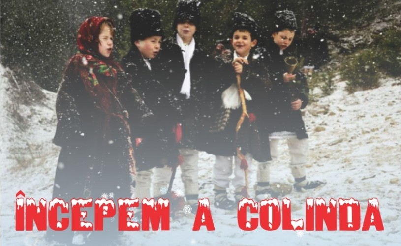 Colindele de Crăciun se ascultă la SALA RADIO!