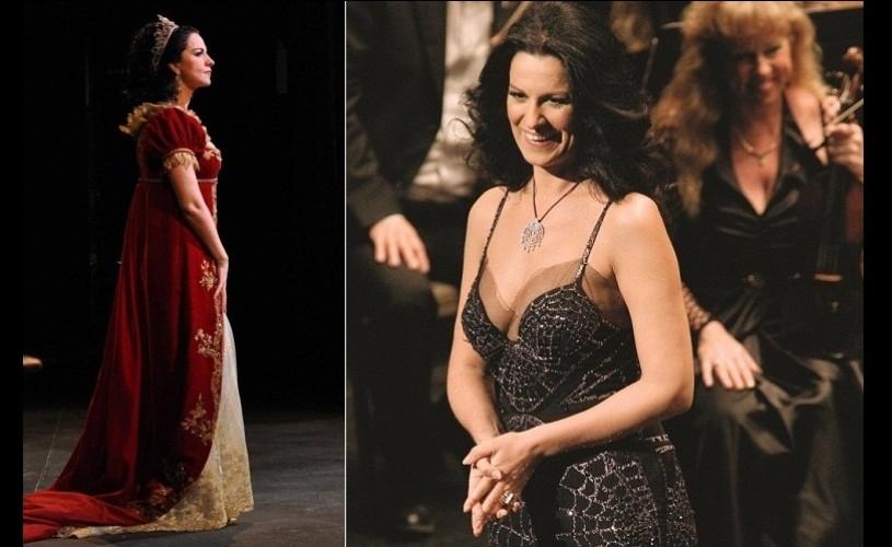 "Angela Gheorghiu revine la Metropolitanul din New York, în ""La Bohème"""