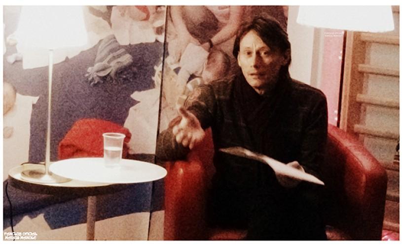 Seară de povești, cu Marius Manole