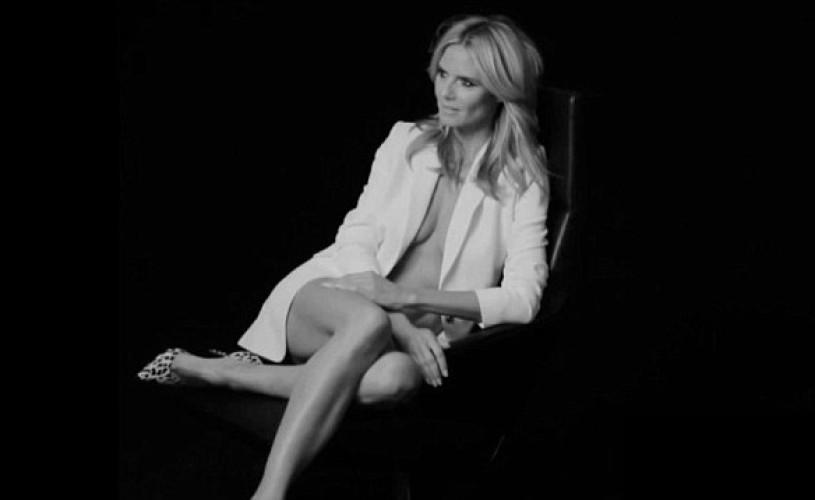 """Heidi Klum, interzisă în Las Vegas pentru că este… """"prea sexy"""""""