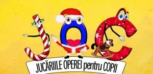 Povestea de Crăciun începe la Opera Comică pentru Copii