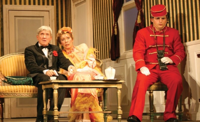 Scandal festiv, la Teatrul Nottara