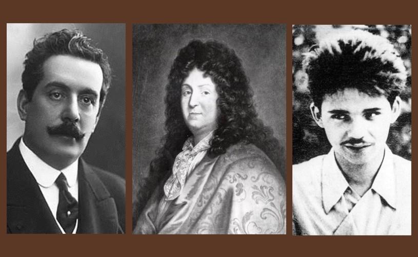 Puccini, Racine, Labis – Ştiaţi că…