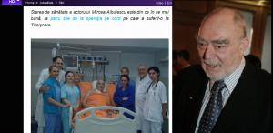 Mircea Albulescu şi îngerii săi păzitori
