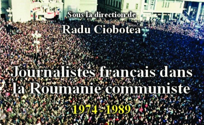 Radu Ciobotea readuce Revoluția din '89 în atenția publicului francez