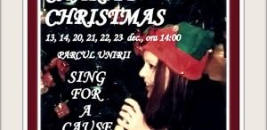 Concert caritabil pentru Andreea