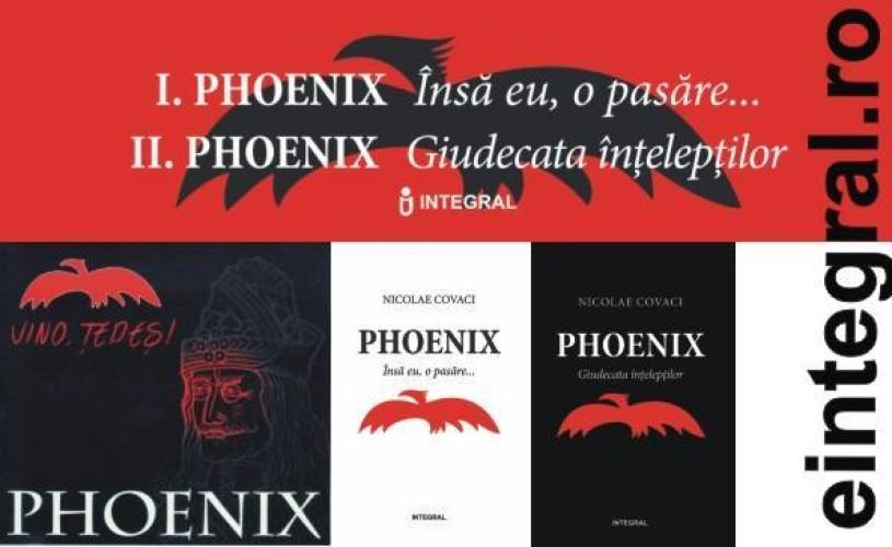 Renașterea Phoenix:noi proiecte muzicale și editoriale