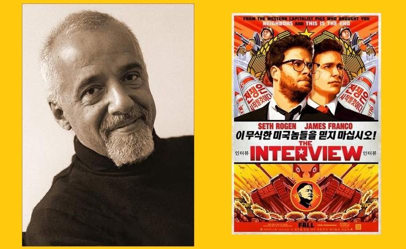 """Paulo Coelho vrea să cumpere filmul """"The Interview"""" şi să îl difuzeze pe blog"""