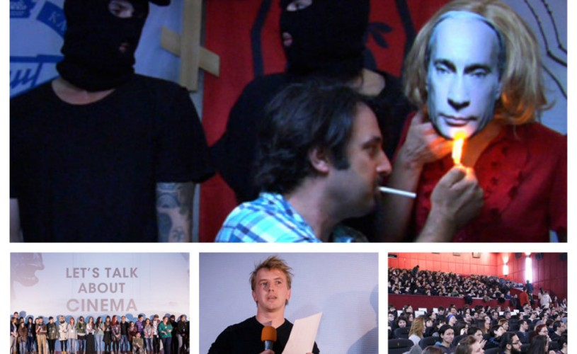 The Buried Alive Videos – Marele Premiu BIEFF 2014