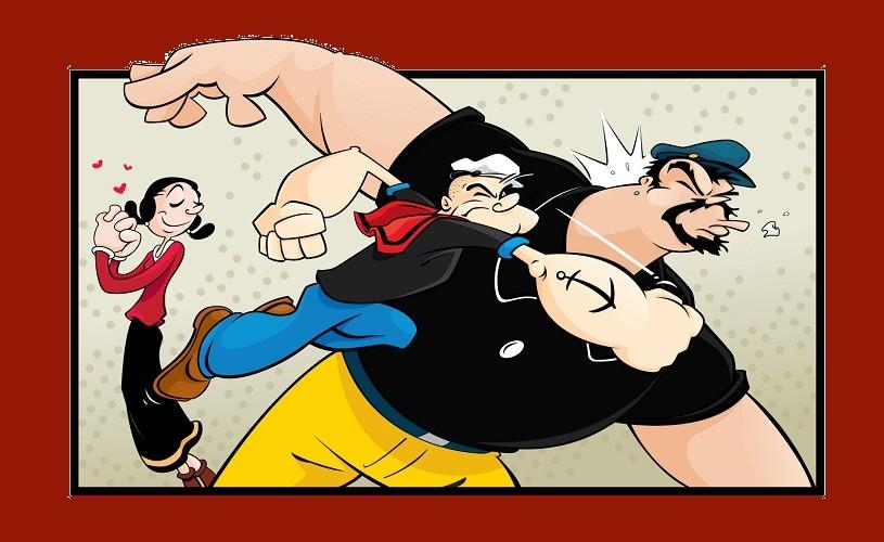 Desenele animate sunt mai violente decât filmele pentru publicul matur