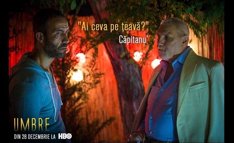 """Serban Pavlu: băiatul bun – băiatul rău, în """"Umbre"""", noul serial HBO"""