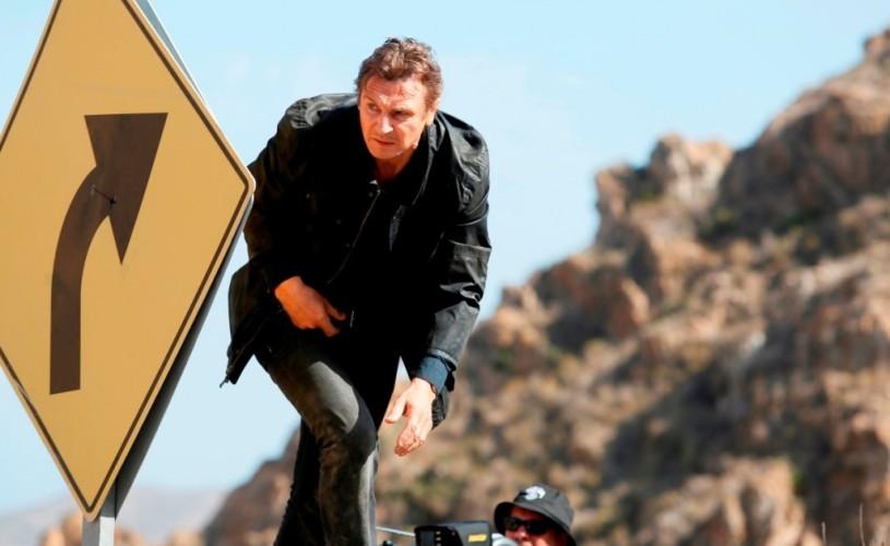 """Liam Neeson, succes de box-office cu """"Taken 3: Teroare în L.A"""""""