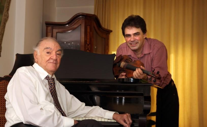 Valentin Gheorghiu și Gabriel Croitoru – Sonatele de Beethoven,la Sala Radio