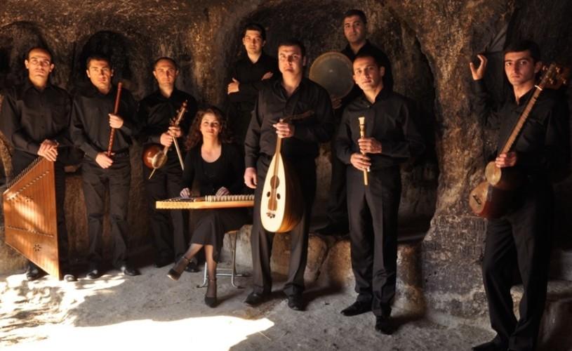 The Gurdjieff Folk Instruments Ensemble, în martie, la București