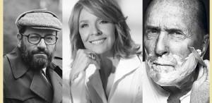 Umberto Eco, Diane Keaton, Robert Duvall