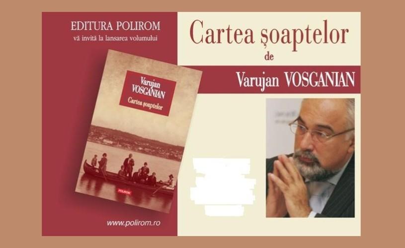 Cartea soaptelor, de Varujan Vosganian, simbol al solidarităţii împotriva genocidului