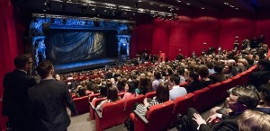 Cum a fost la inaugurarea Teatrului de Operetă şi Musical