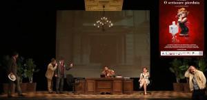 O scrisoare pierdută, premiera Teatrului Naţional Vasile Alecsandri din Iaşi