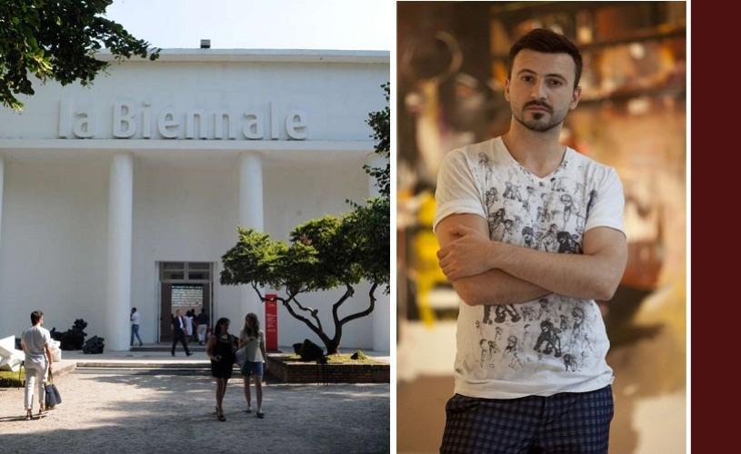 Adrian Ghenie reprezintă România la Bienala de la Veneţia 2015