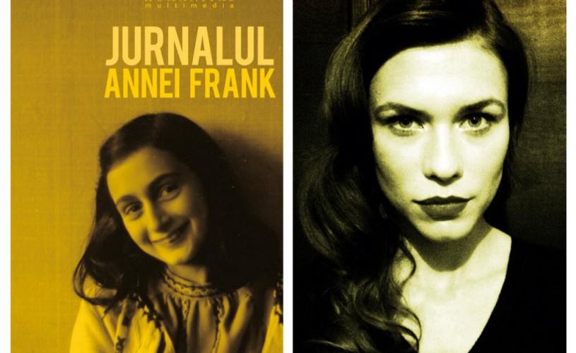 Povestea Annei Frank, vocea Anei Ularu