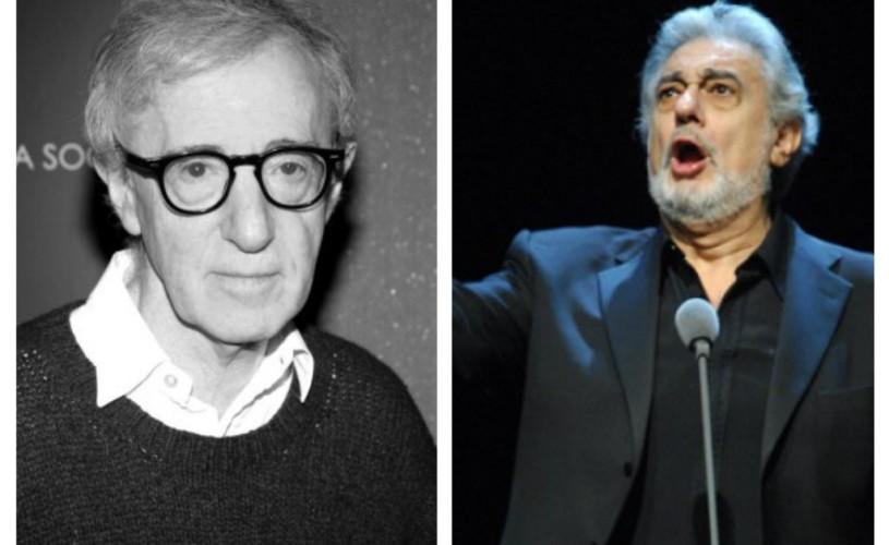 Placido Domingo, într-o operă montată de Woody Allen