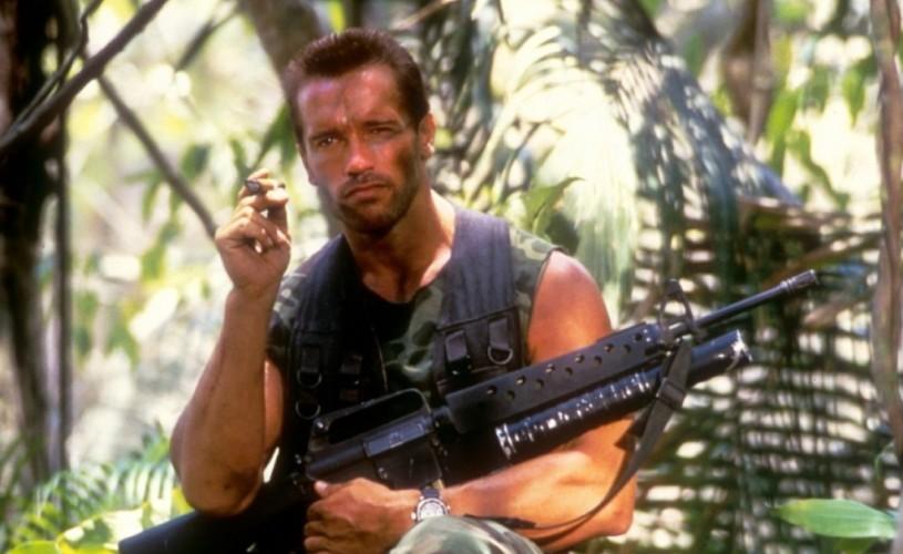 Sergiu Nicolaescu versus Arnold Schwarzenegger