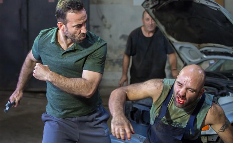 "Actorii din serialul ,,Umbre"", laEast European Comic Con"