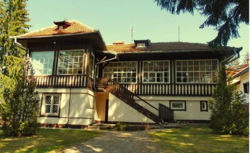 Artmark vinde vila lui Nicolae Ceauşescu de la Predeal