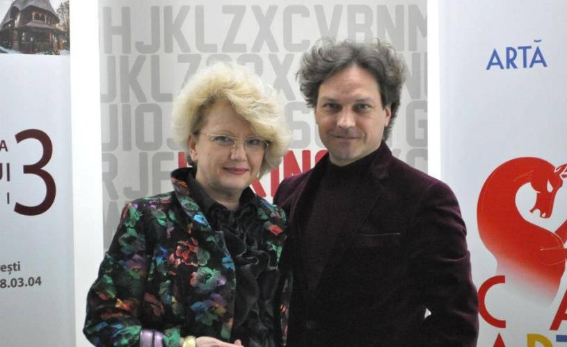 Alice Barb și George Ivașcu, sărbătoriții Sfântului Valentin