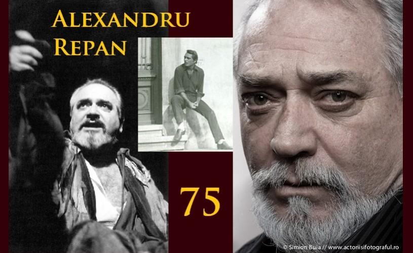 Alexandru Repan, 75. La mulţi ani!