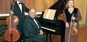 Trio PRO ARTE - concert la Ateneul Român