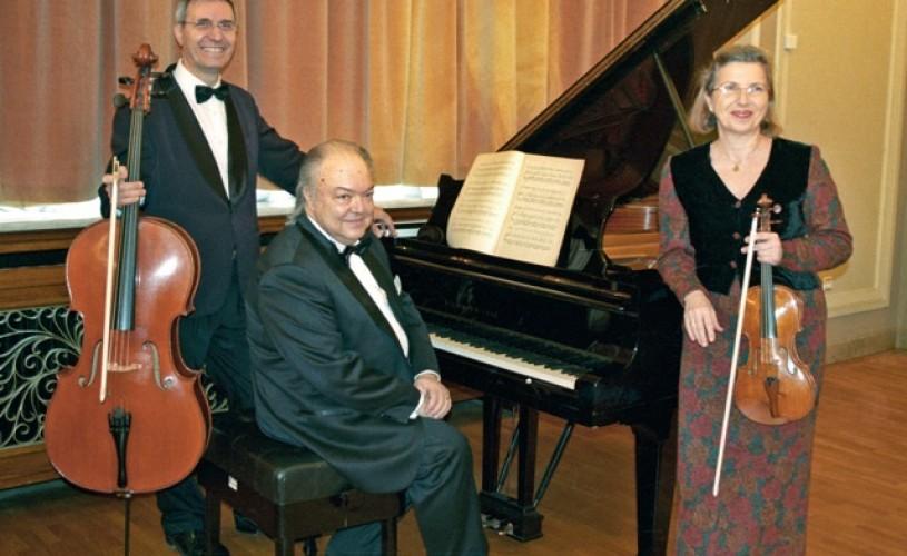 Trio PRO ARTE – concert la Ateneul Român