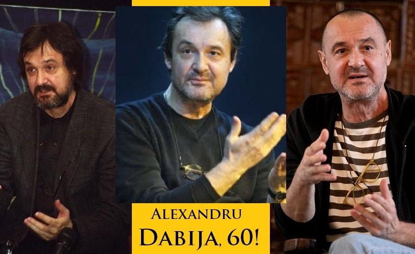 Alexandru Dabija, 60. La mulţi ani!