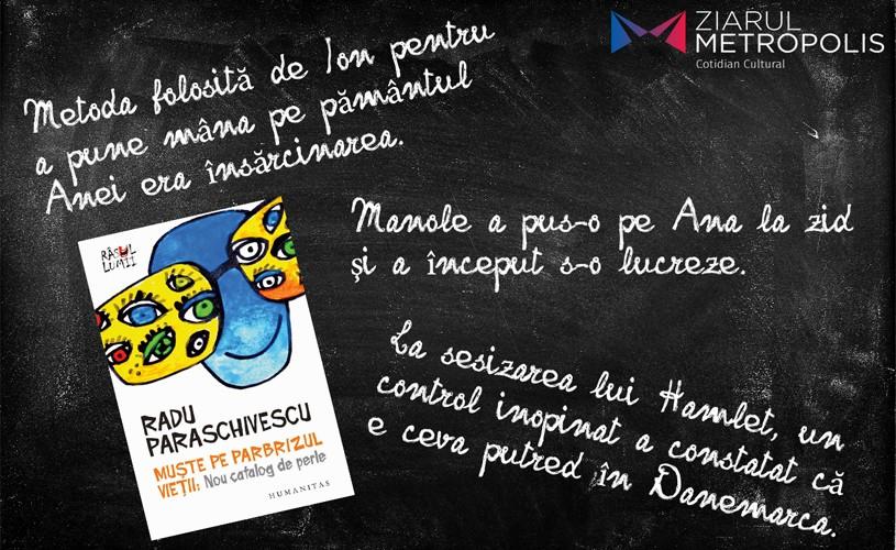"""""""Nichita Stănescu a fost una dintre cele mai bune scriitoare din ţara noastră"""""""