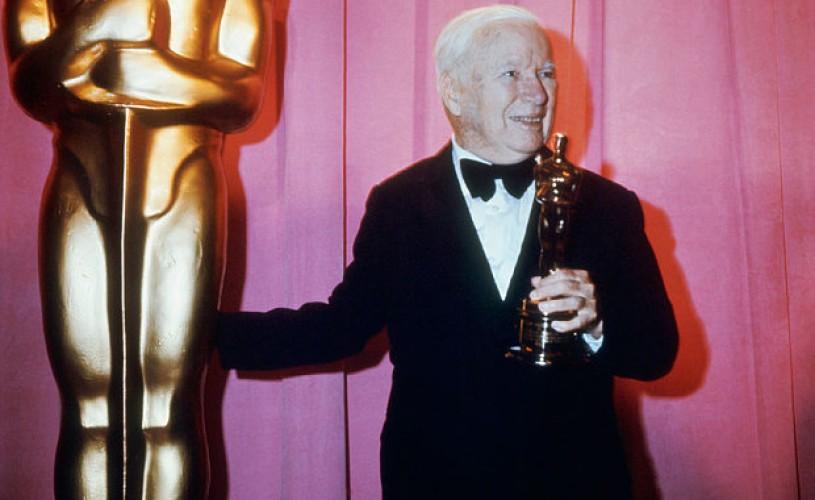 Prima statuetă Oscar câştigată de Charlie Chaplin a fost furată