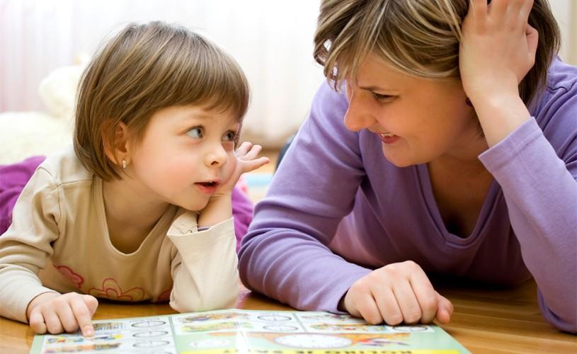 7 idei pentru a-i învăța pe copii să vorbească corect