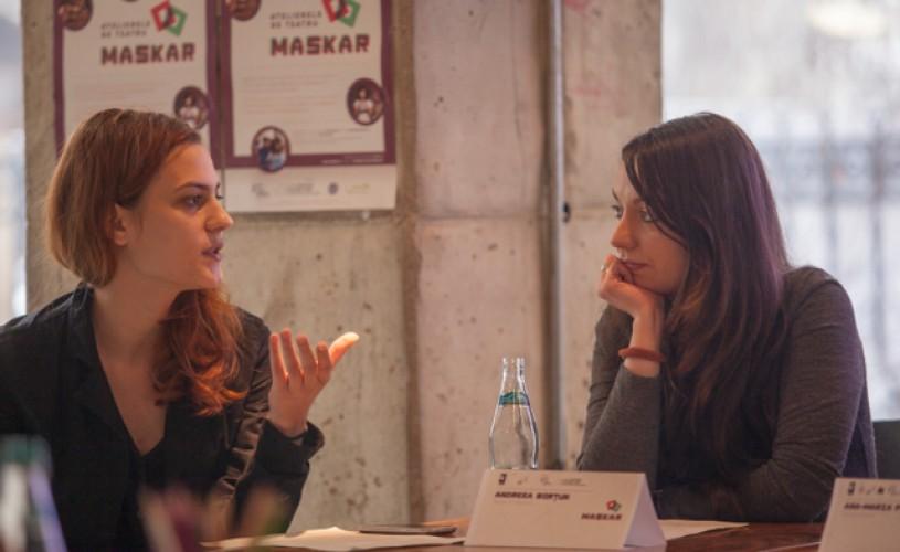 Maskar – un nou proiect de educație prin teatru