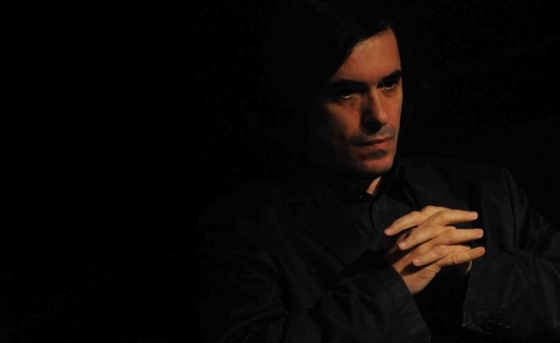 Mircea Cărtărescu, pe scena Teatrului Dramatic Regal din Stockholm