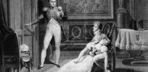 """Napoleon Bonaparte: """"<strong>Femeile</strong> au două lucruri care le stau bine: rujul şi lacrimile"""""""