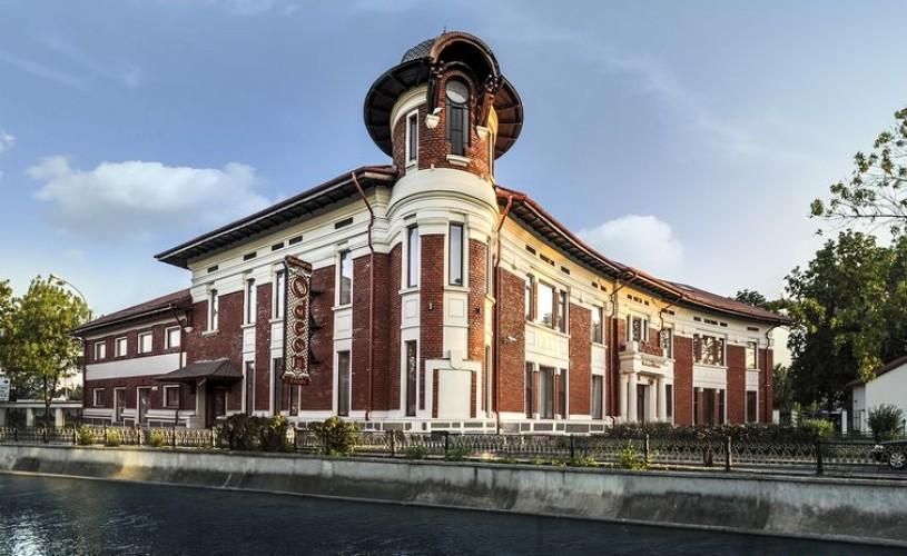 Un martor al vechiului Bucureşti – <strong>Palatul Odeon – Zahanaua 33</strong>