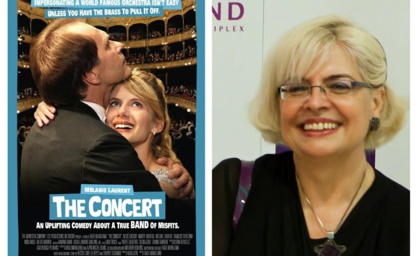 """Concertul"", prezentat de Irina-Margareta Nistor, la Mercy Charity Boutique"