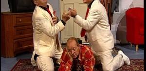 Aceşti nebuni fățarnici, de Theodor Mazilu, în premieră la TVR