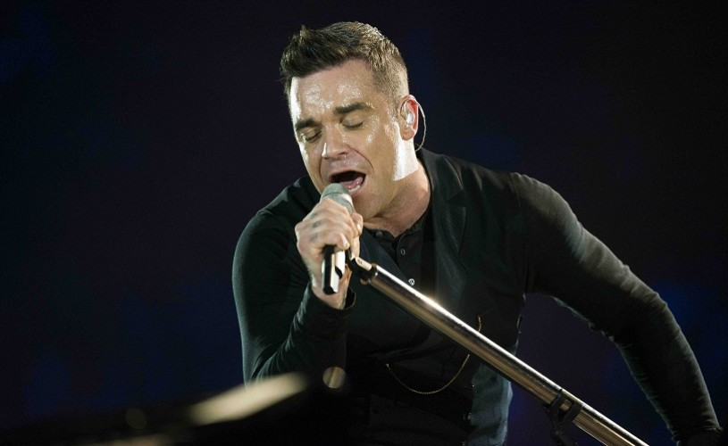 Robbie Williams concertează în premieră în România, pe 17 iulie