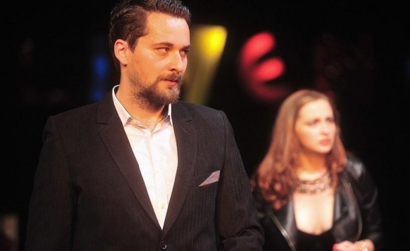"""<strong>Şerban Gomoi</strong>, actor: Teatrul începe să câştige teren şi calitate"""""""