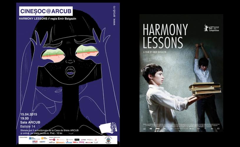 Harmony Lessons – CineȘoc la ARCUB