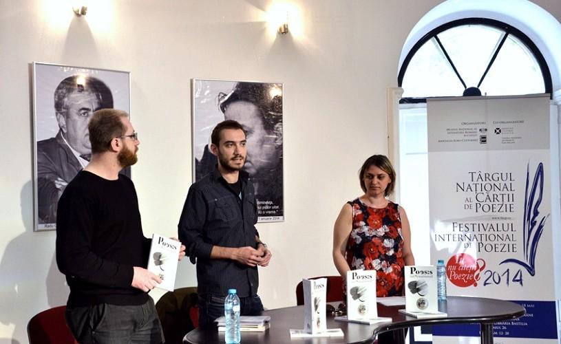 Festival şi târg de poezie, la Bucureşti