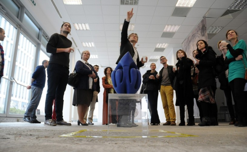 Gabriel Kelemen – <strong>Cymatics</strong>, la Nasui collection & gallery
